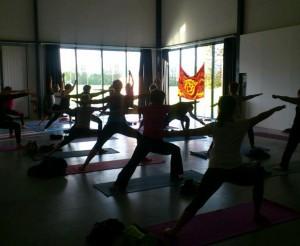 yoga studio 11